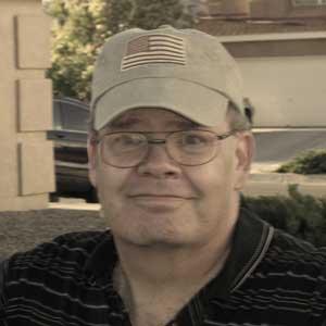 Masirib Guro Robin J. McDonald, 1959 - 2012